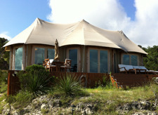 Fish Eagle Canvas Villa - NEW & Luxury Tents - Home